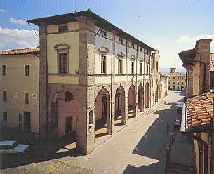 Palazzo delle Laudi